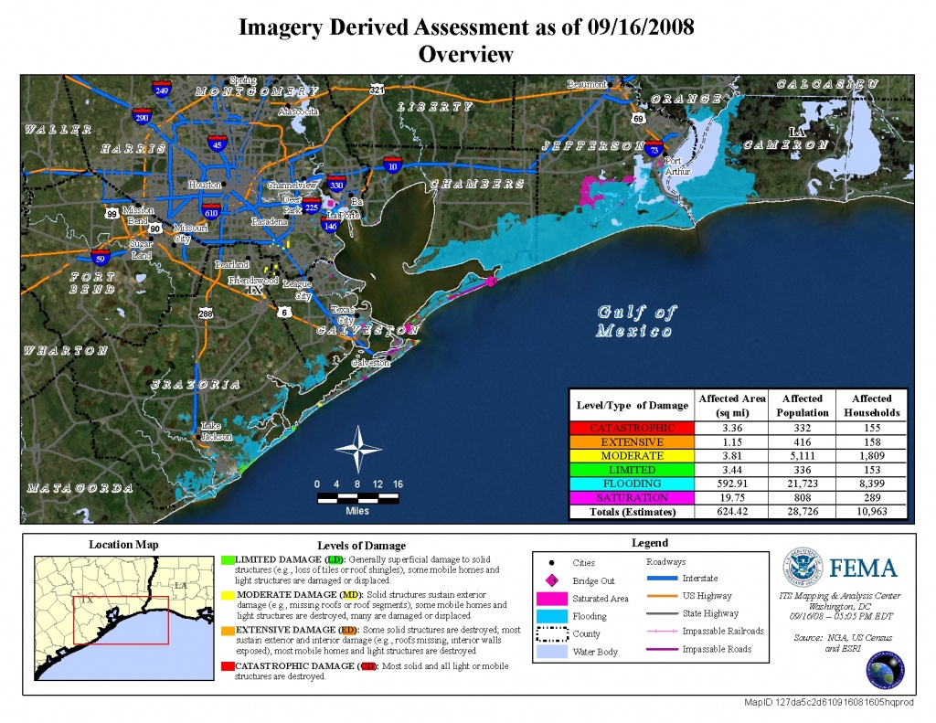 Disaster Relief Operation Map Archives - Texas Flood Zone Map
