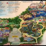 Disney California Adventure Maps Over The Years #2 See Video #3 Its   Disneyland Map 2018 California