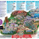 Disneyland California Adventure Park Map | Park Maps Disneyland Park   Printable Map Of Disneyland California