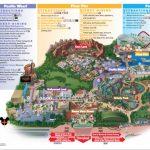 Disneyland Park Map In California, Map Of Disneyland   Printable Map Of Disneyland California