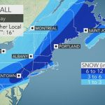 Disruptive Northeastern Us Snowstorm To Continue Into Monday   Florida Radar Map