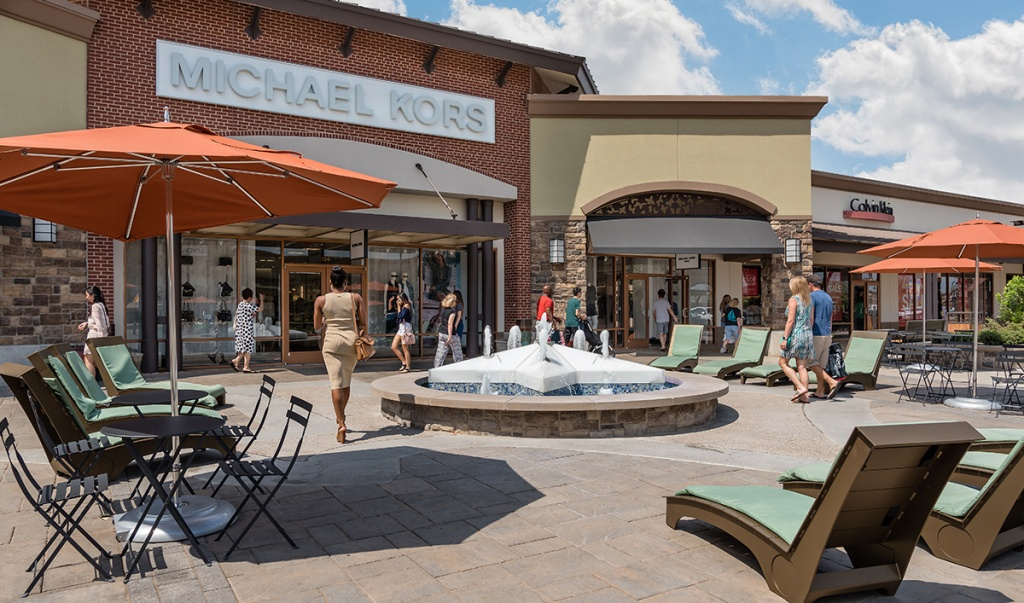 Do Business At Allen Premium Outlets®, A Simon Property. - Allen Texas Outlet Mall Map
