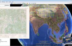 Download Topographic Maps From Google Earth   Youtube   Google Earth Printable Maps
