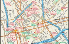 Downtown Dallas Map And Guide | Downtown Dallas Street Map | Travel   Map Of Downtown Dallas Texas