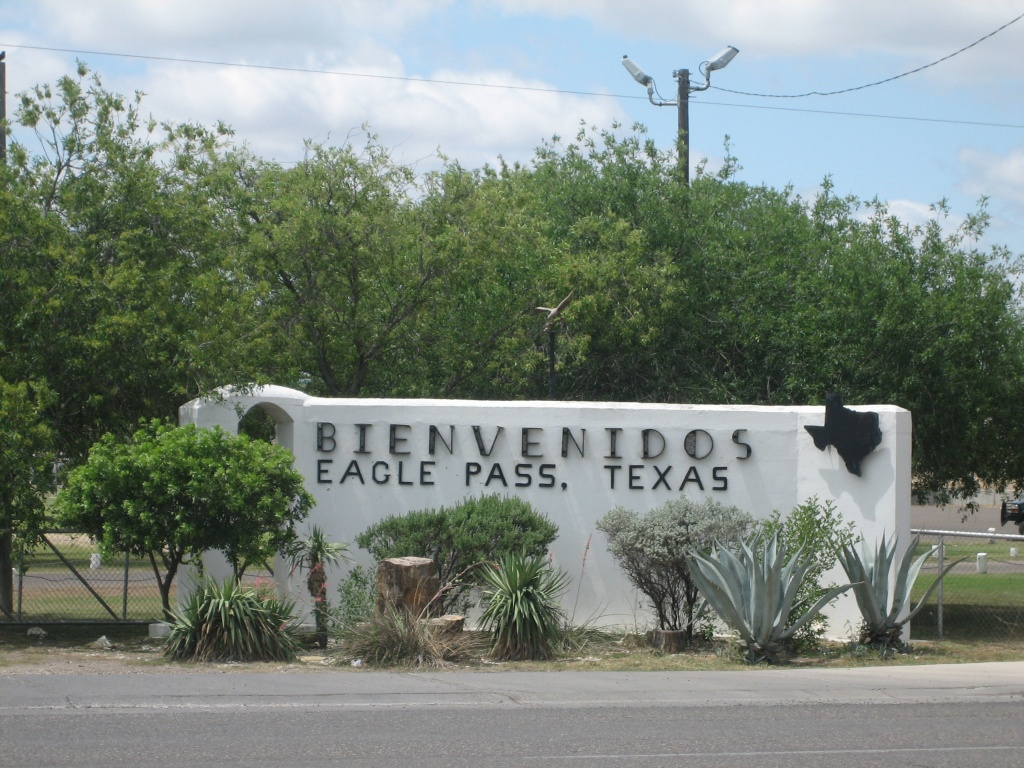 Eagle Pass, Texas - Wikipedia - Google Maps Eagle Pass Texas