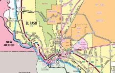 El Paso Road Map   Where Is El Paso Texas On The Map