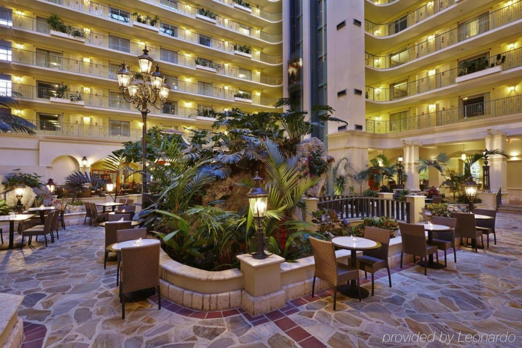 Embassy Suites Fort Lauderdale, Fort Lauderdale, United States Of - Embassy Suites Florida Locations Map