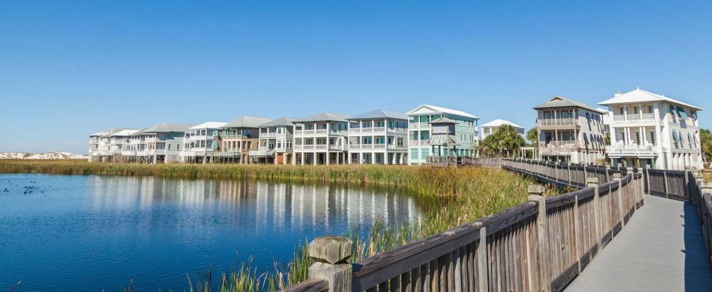 Emerald Coast Vacation Rentals | Destin, Okaloosa Island & Fort - Map Of Destin Florida Condos