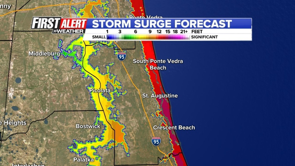 Emergency Links For Hurricane Matthew | Wsb-Tv - Florida Hurricane Evacuation Map