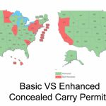 Enhanced Permits And Their Role In Concealed Carry Reciprocity   Florida Concealed Carry Permit Reciprocity Map