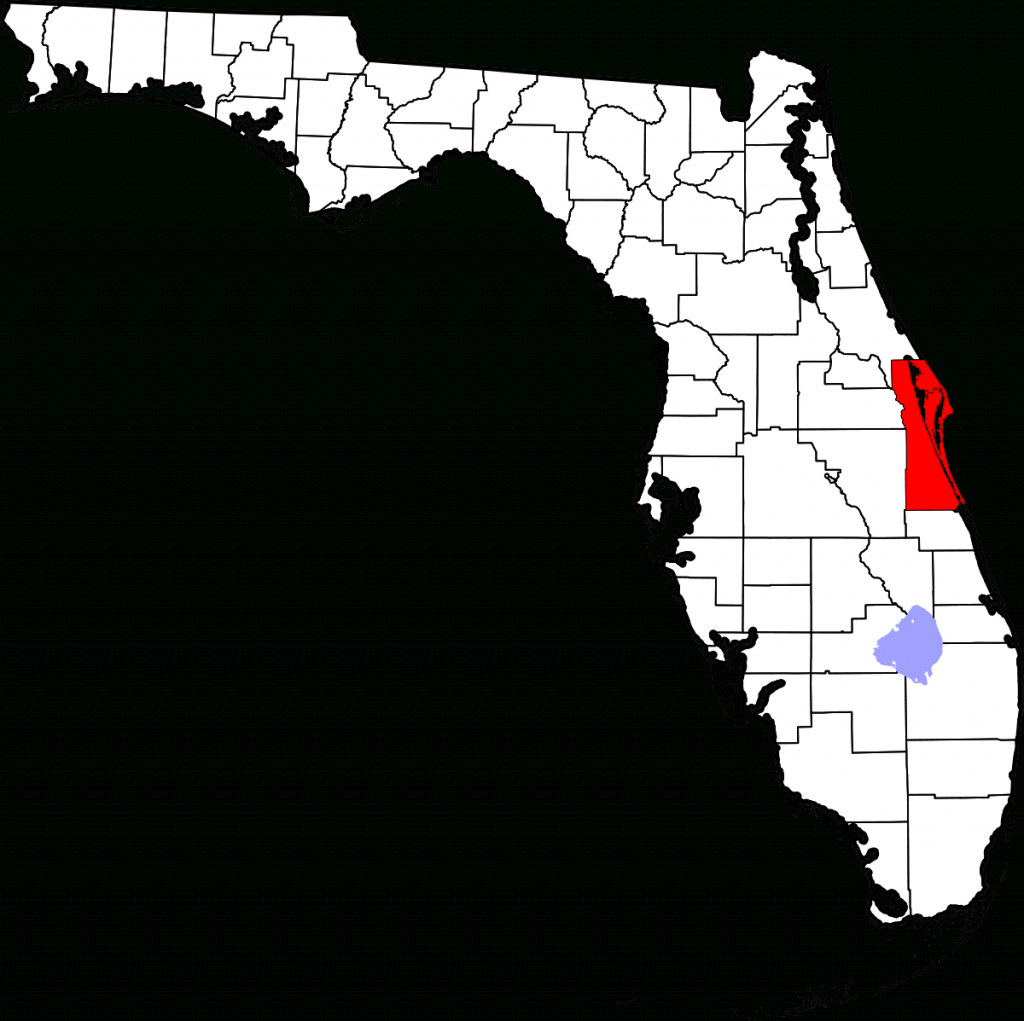 Environmental Issues In Brevard County - Wikipedia - Indian Harbour Beach Florida Map