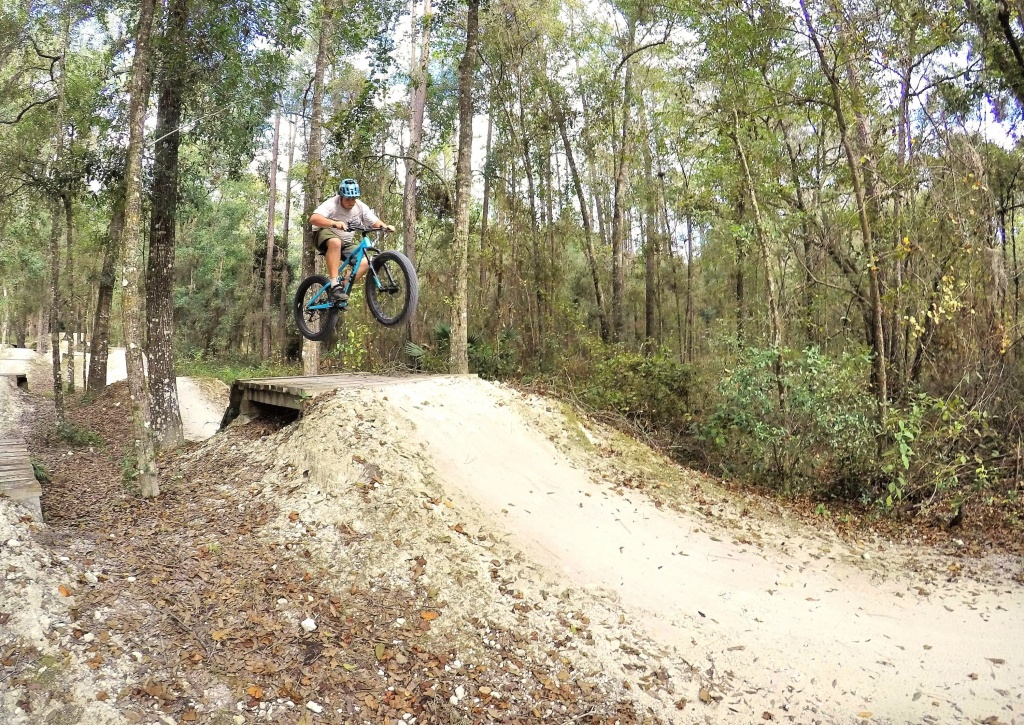 Escape Winter On Florida's Santos Trail System - Singletracks - Florida Mountain Bike Trails Map