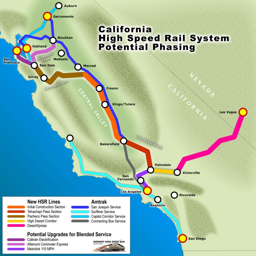 "Fact Check: Do Recent Wildfires Match Up ""Exactly"" With California's - California High Speed Rail Map"