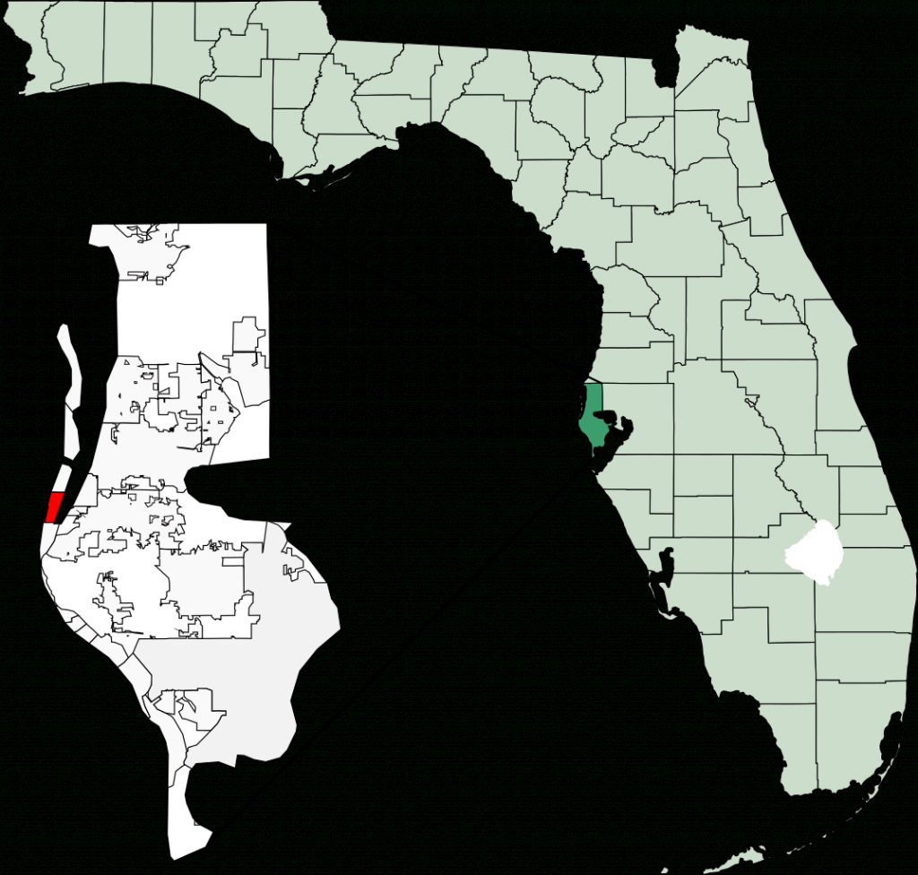 File:map Of Florida Highlighting Belleair Beach.svg - Wikimedia Commons - Belleair Beach Florida Map