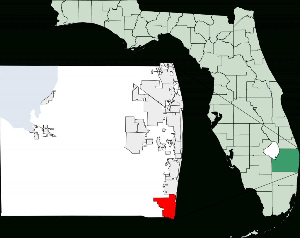 File:map Of Florida Highlighting Boca Raton.svg - Wikimedia Commons - Map Of Florida Including Boca Raton