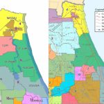 Flagler's Congressional District Would Lose Putnam And Most Of St   Florida District 6 Map