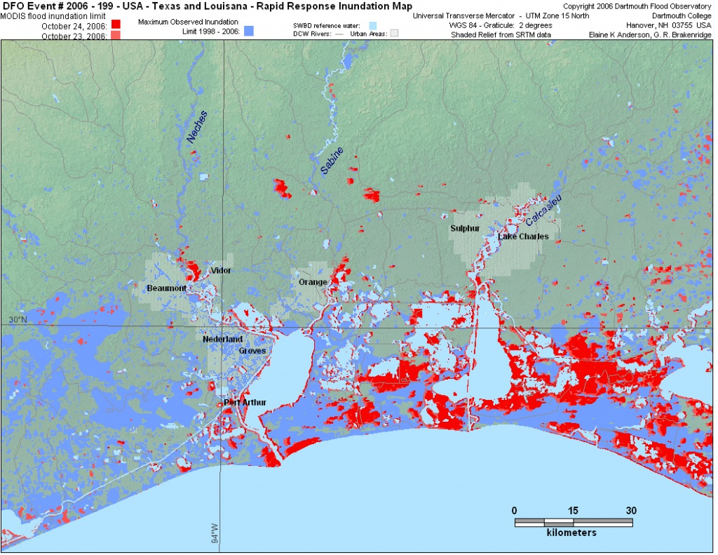 Flood Map Orange County Tx   Download Them And Print - Orange County Texas Flood Zone Map