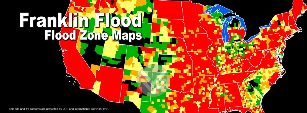 Flood Zone Rate Maps Explained - Cape Coral Florida Flood Zone Map
