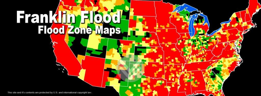 Flood Zone Rate Maps Explained - Florida Flood Zone Map