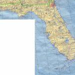Florida Base Map   Free Printable Map Of Florida