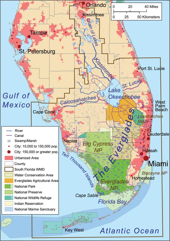 Florida Bay - Wikipedia - Coral Bay Florida Map