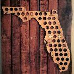 Florida Beer Cap Maps   Swiftmaps   Florida Beer Cap Map