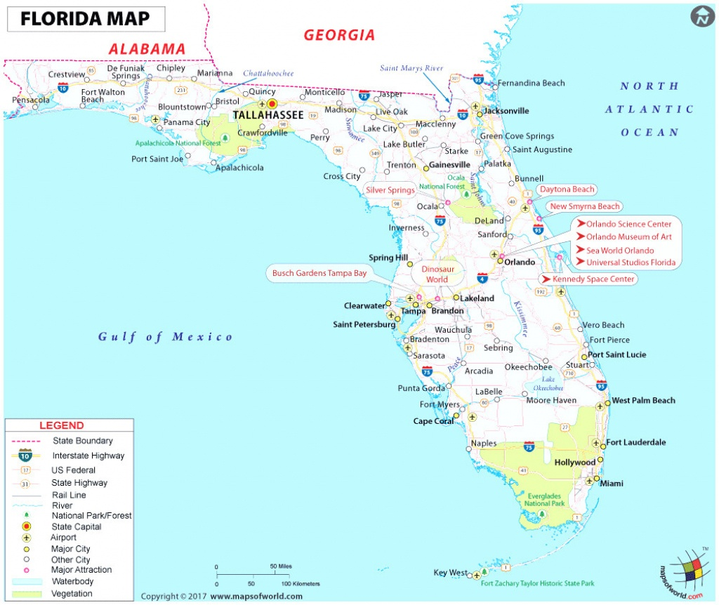 Florida Gulf Coast Beaches Map | M88M88 - Map Of Florida Beaches On The Gulf