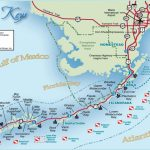 Florida Keys And Key West Real Estate And Tourist Information   Upper Florida Keys Map