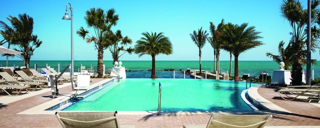 Florida Keys Hotel In Marathon, Fl | Courtyard Marathon Florida Keys - Map Of Florida Keys Hotels