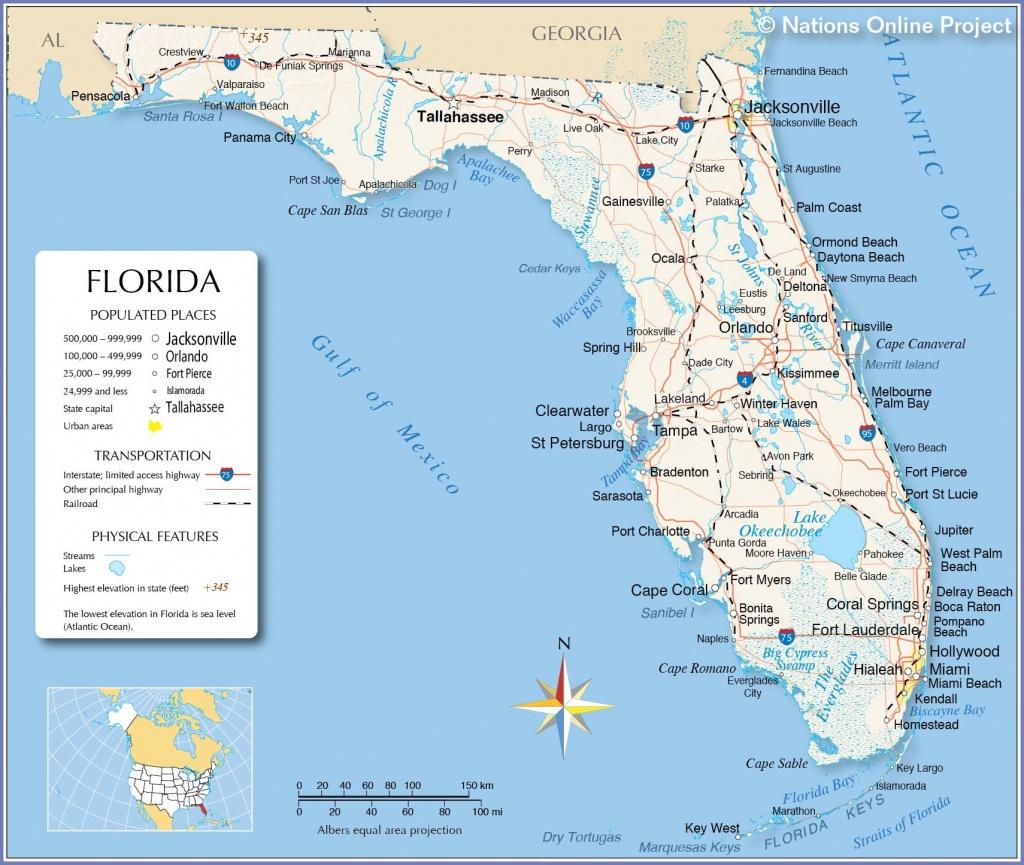 Florida Map Boca Raton Florida Map Geography Of Florida Map Of - Map Of Florida Including Boca Raton