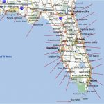 Florida Map East Coast Cities And Travel Information | Download Free   Treasure Coast Florida Map
