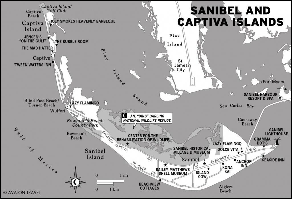 Florida | Oliver Style | Captiva Island, Sanibel Island, Island - Road Map Of Sanibel Island Florida