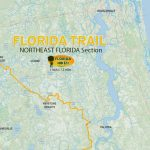 Florida Outdoor Recreation Maps | Florida Hikes!   Where Is Palm Harbor Florida On The Map
