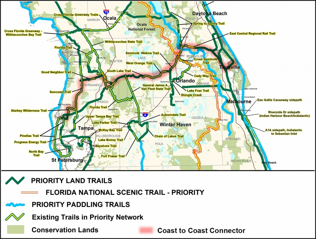 Florida Rails To Trails Map - Map : Resume Examples #mj1Vnrb1Wy - Florida Rails To Trails Maps