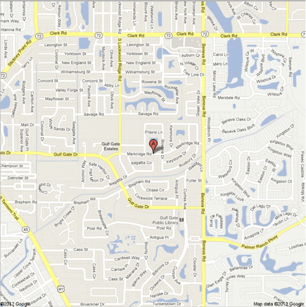 Florida Road Map Google And Travel Information | Download Free - Google Map Of Central Florida
