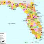 Florida State Maps | Usa | Maps Of Florida (Fl)   Where Is Palm Coast Florida On The Map