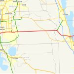 Florida State Road 528   Wikipedia   Map Of Florida Beaches Near Orlando