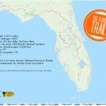 Florida Trail | Florida Hikes!   Lake Mary Florida Map