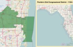Florida's 23Rd Congressional District   Wikipedia   Florida 6Th District Map