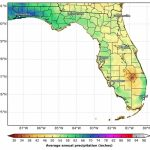 Florida's Climate And Weather   Florida Humidity Map