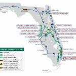 Florida's Turnpike   The Less Stressway   Sun City Florida Map