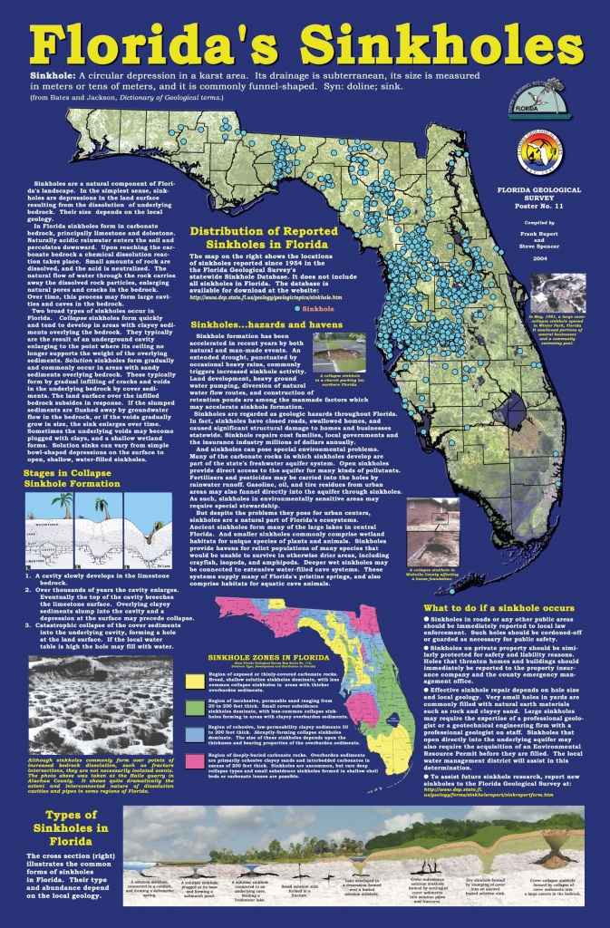 Florida+Sinkhole+Map | Florida Sinkhole Map | Florida | Ocala - Florida Sinkhole Map