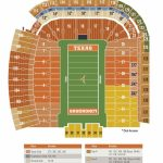 Football Season Ticket Renewals Launch With Continued Focus On Fan   University Of Texas Stadium Seating Map