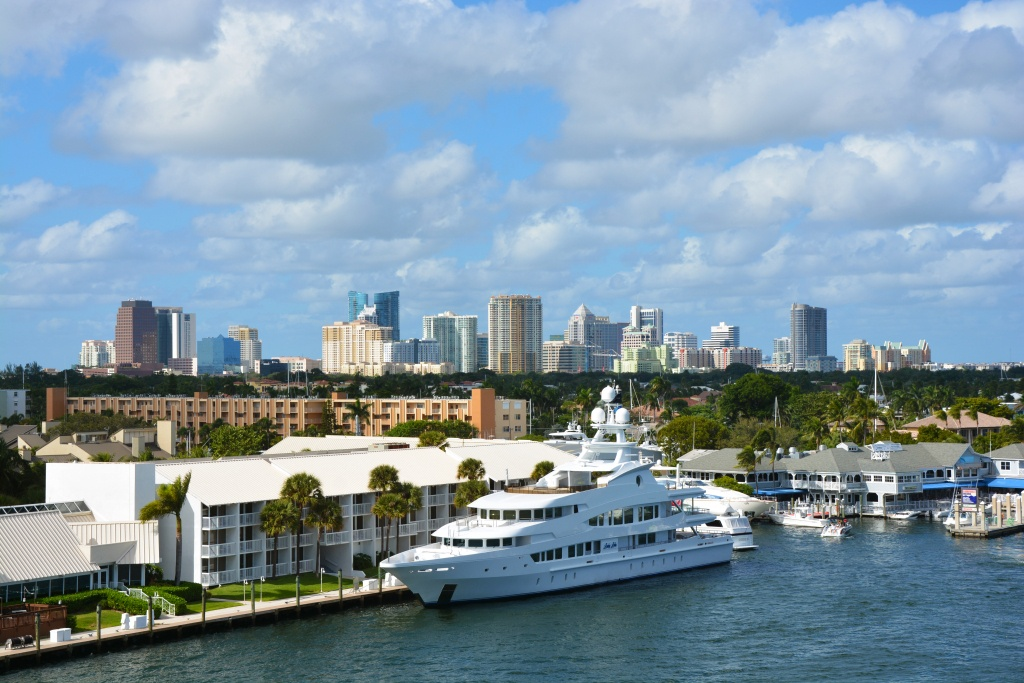 Fort Lauderdale, Florida - Wikipedia - Map Of Hotels In Fort Lauderdale Florida