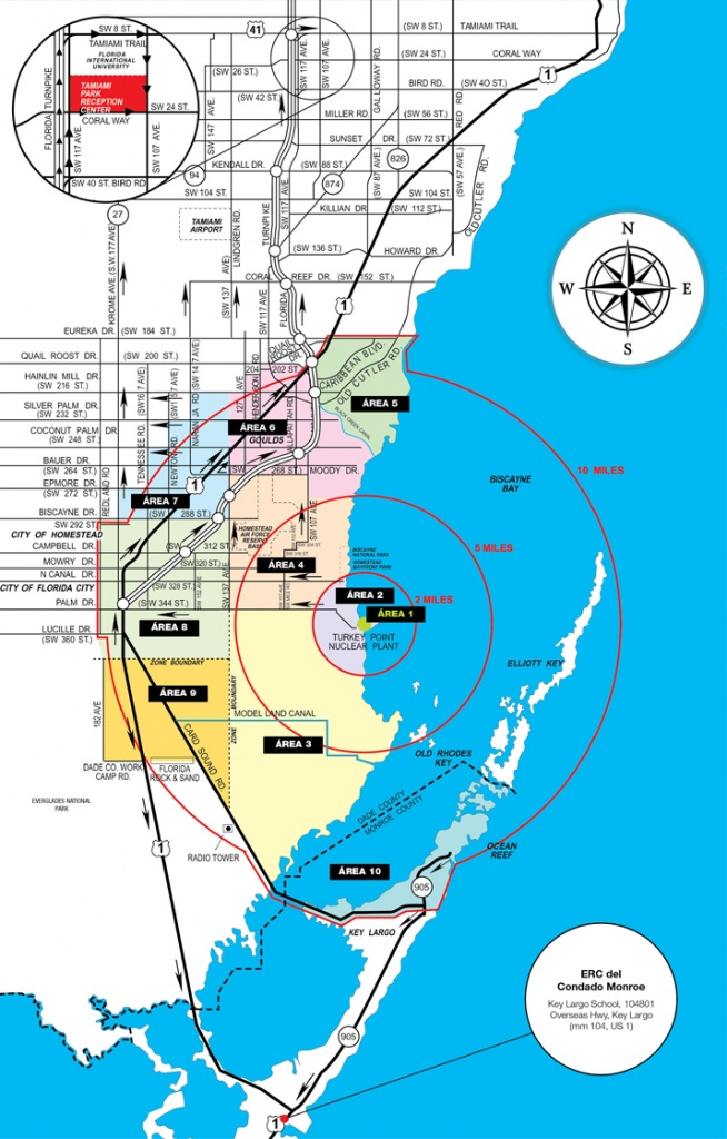 Fpl | Clean Energy | Turkey Point | Maps - Nuclear Power Plants In Florida Map