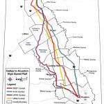 Fra Releases Environmental Impact Statement | News   Texas Bullet Train Route Map