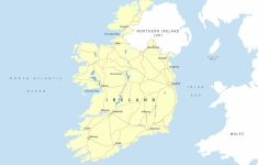 Free Maps Of Ireland – Mapswire   Large Printable Map Of Ireland
