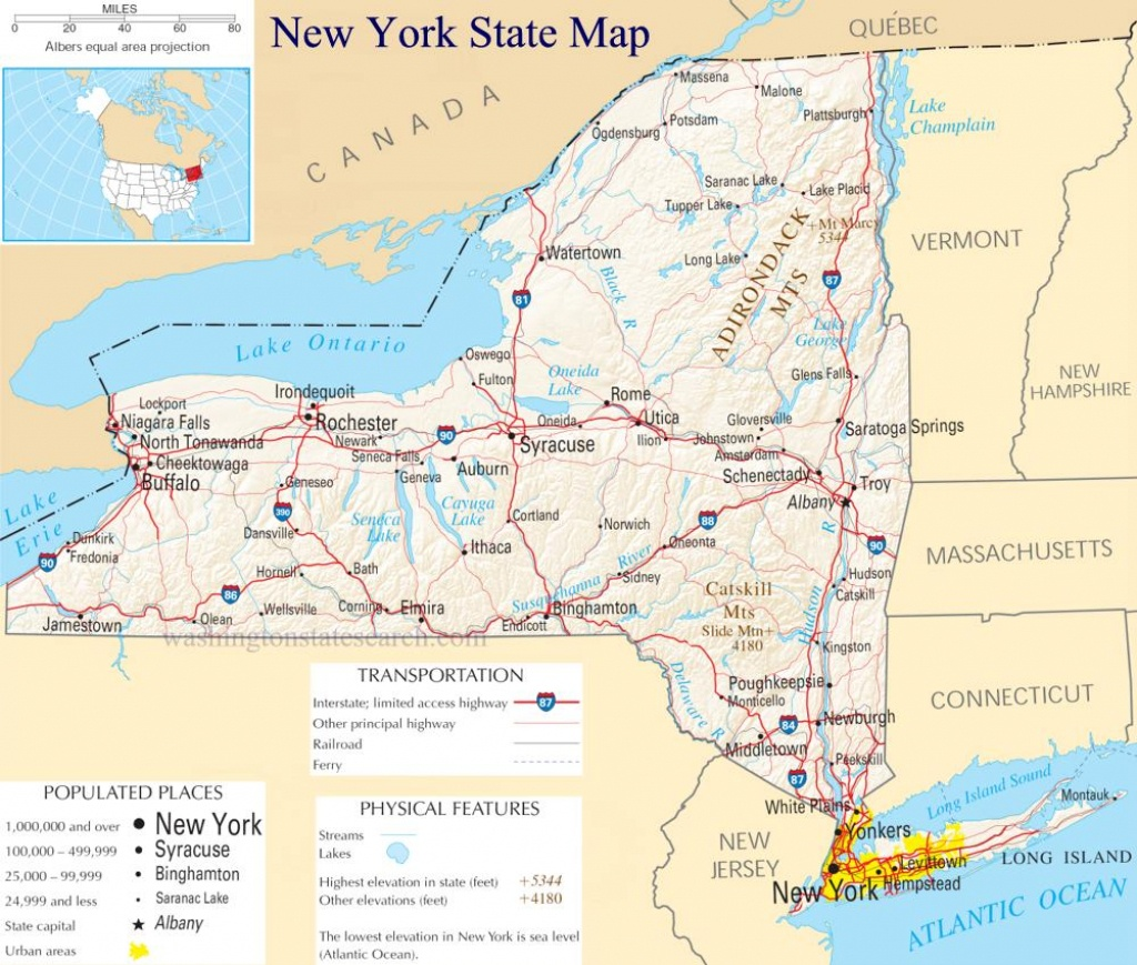 Free Printable Map Of New England | Download Them And Print - Printable Map Of New England States