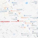 Gas Leak Forces Evacuation Of 40 Georgetown Homes And Businesses On   Google Maps Magnolia Texas