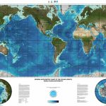 Gebco Printable Maps   World Ocean Map Printable